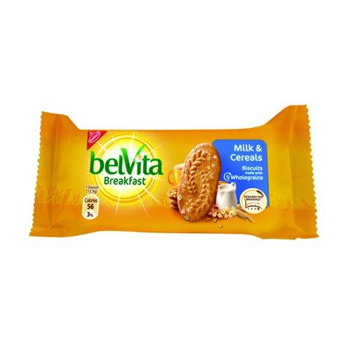 Belvita Breakfast Biscuit Honey Nut 50g (20)