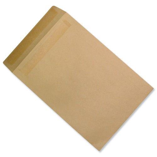 Value Pocket Envelopes Self-Seal 381x254mm Manilla 115gsm (250)