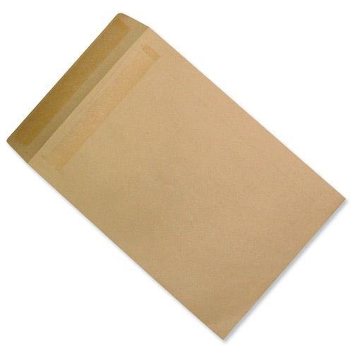 Value Pocket Envelopes Self-Seal 381x254mm Manilla 90gsm (250)