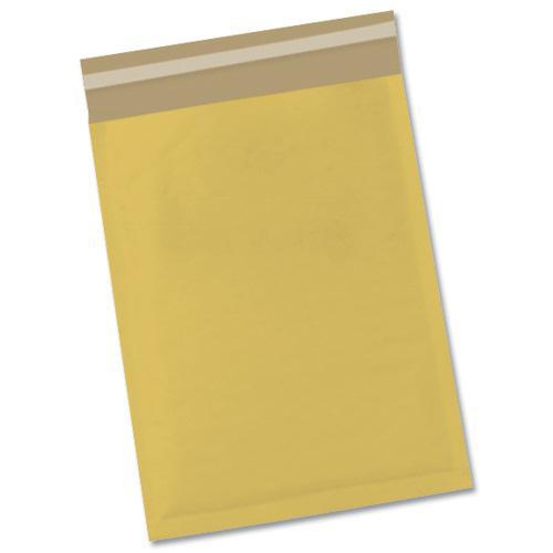 Value Bubble Bag Peel & Seal Size 4 240x320mm Gold (50)