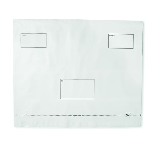 Value Extra Strong Polythene DX Bags 455x330mm (100)