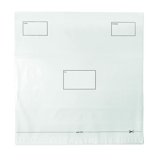 Value Extra Strong Polythene DX Bags 475x440mm (100)