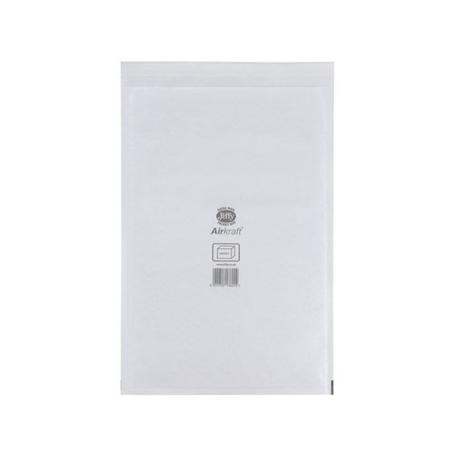 Jiffy Airkraft Bubble Lined Bag Size 4 230x320mm White (10) JL-AMP-4-10