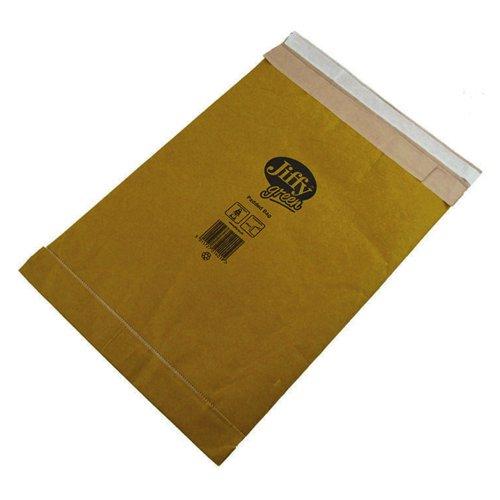 Jiffy Bag Size 0 132x235mm Gold (200) JPB-0