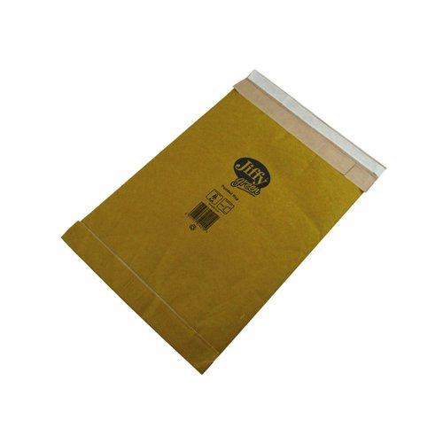Jiffy Bag Size 3 196x350mm Gold (100) JPB-3