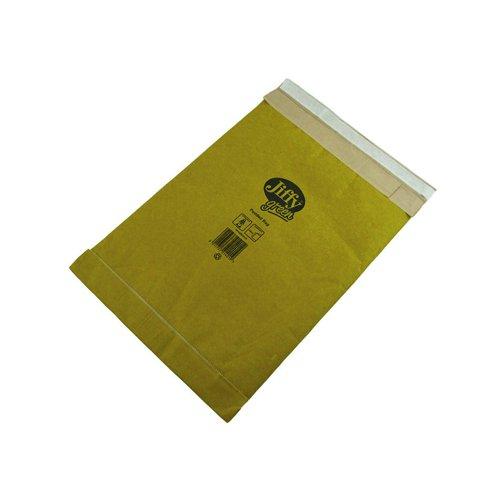 Jiffy Bag Size 7 336x489mm Gold (50) JPB-7