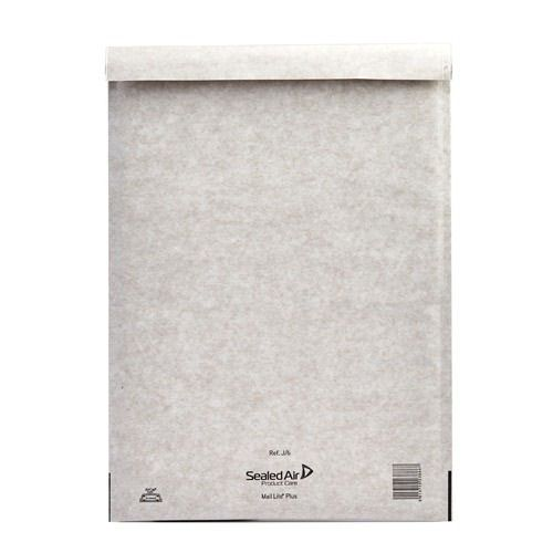 Mail Lite Bubble Lined Envelopes J/6 300x440mm White (50) MLW6