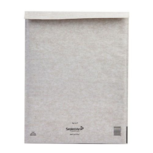 Mail Lite Bubble Lined Envelopes K/7 350x470mm White (50) MLW7