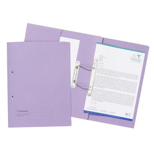 Guildhall Transf Pkt File 315gsm Mve P25
