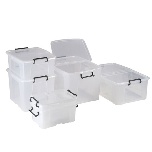 Storemaster Container 24 Litre 500x395x190mm (10) 012471/10