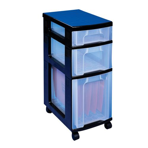 Really Useful Box Storage Tower 7 Litre /12 Litre /25 Litre DT1021b