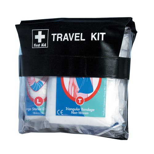 Wallace Cameron Travel First Aid Kit Green 10041