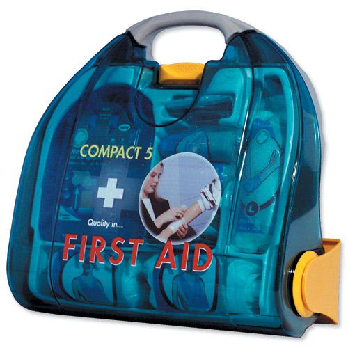 Wallace Cameron Astroplast Bambino Dispenser 1-5 Person First Aid Kit 1002282