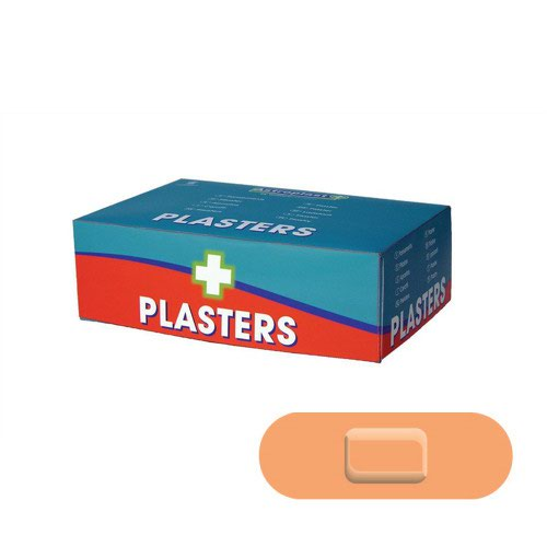 Wallace Cameron Washproof Pilferproof Plasters Refill Assorted Sizes (150) 1212020
