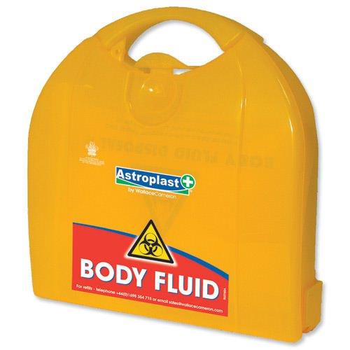 Wallace Cameron Astroplast Piccolo Body Fluid Kit Dispenser 1012045