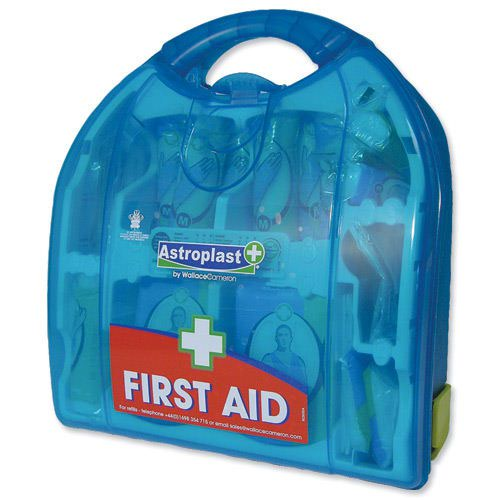 Wallace Cameron Mezzo Dispenser HS1 10 Person First Aid Kit 1002215