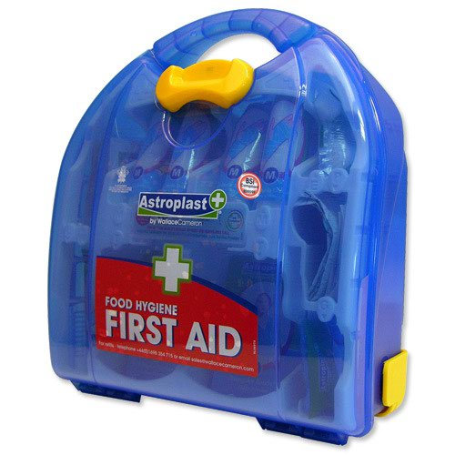 Wallace Cameron Food Hygiene BS8599-1 First Aid Kit Small 1004159