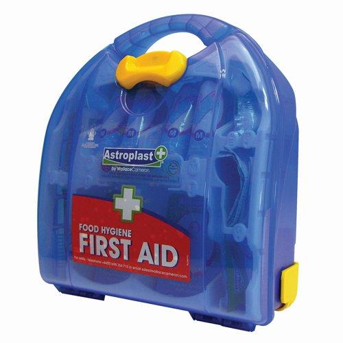 Wallace Cameron Food Hygiene BS8599-1 First Aid Kit Medium 1004160