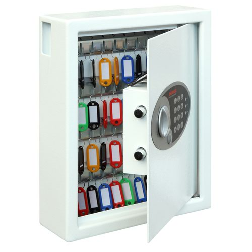Phoenix Electronic Key Safe With Deposit Slot 365x300x100mm KS0032E