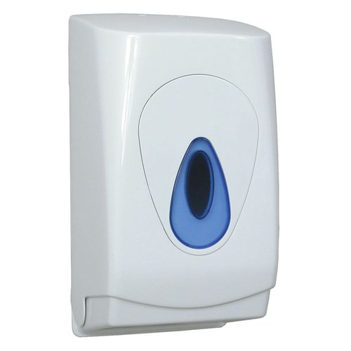 Bulk Pack Toilet Tissue Dispenser White MON119