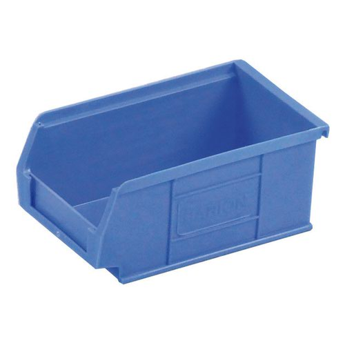 Barton Semi Open Fronted Container TC2 Blue 165x100x75mm (20) 010021