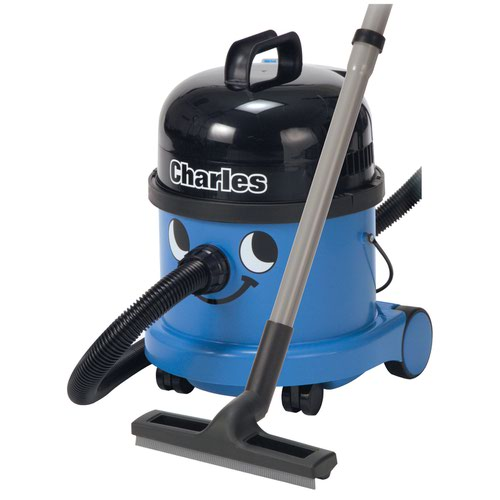Numatic Charles Wet/Dry Vacuum Cleaner CVC370