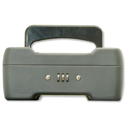 Combination Lock Cash Box 200x155mm