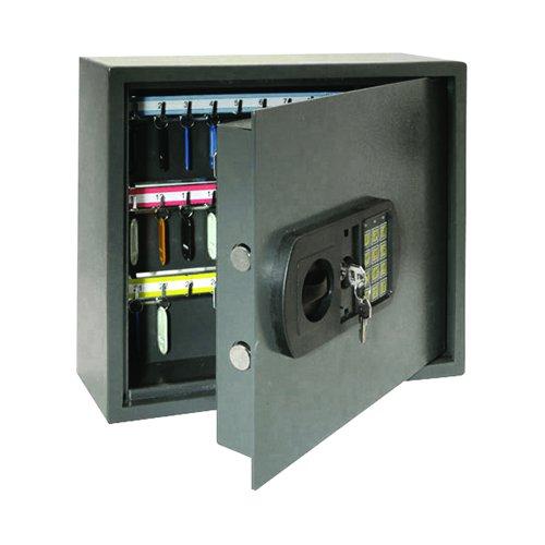Value High Security Electronic Lock Key Safe 60 Keys