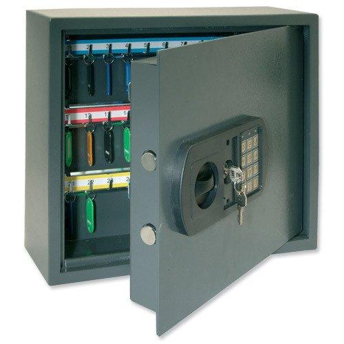 Value High Security Electronic Lock Key Safe 100 Keys