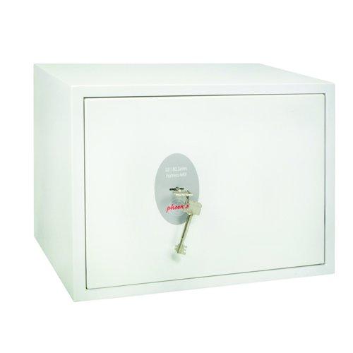Phoenix Fortress Key Lock Safe 450x350x350mm 28 Litre SS1182K