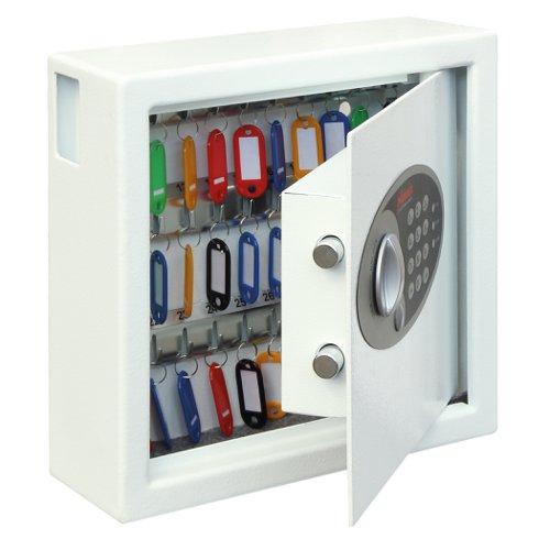 Phoenix Electronic Key Safe With Deposit Slot 30Key 300x100x280mm KS0031E