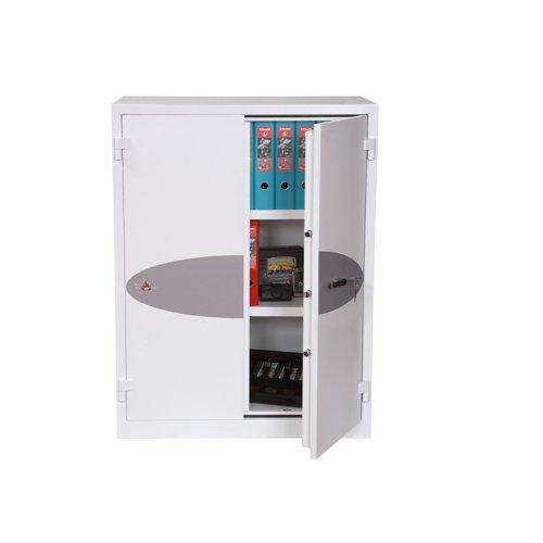 Phoenix Fire Ranger Key Lock Safe 930x520x1220mm FS1512K