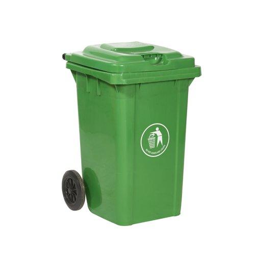 Wheelie Bin 80 Litre Green