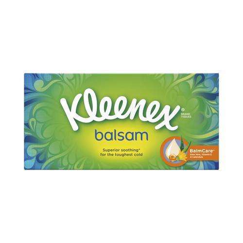KLEENEX Balsam Tissues (80) M02275