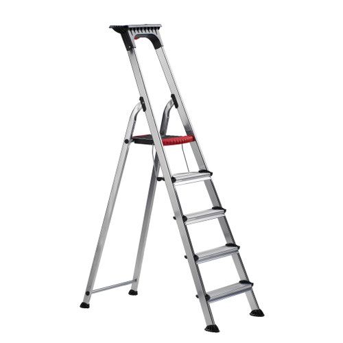 Double Decker Stepladder 3 Tread ALT-502103