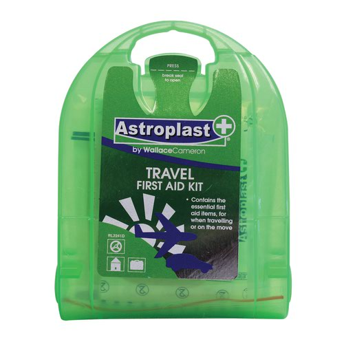 Wallace Cameron Astroplast Micro Travel First Aid Kit 1044228