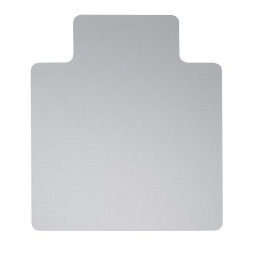 Value PVC Chair Mat Carpet Floors 900x1200mm Clear