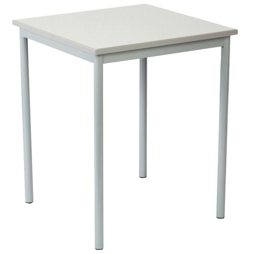 Remexx Classroom Table Fully Welded Round Leg 600x600mm RRL6060