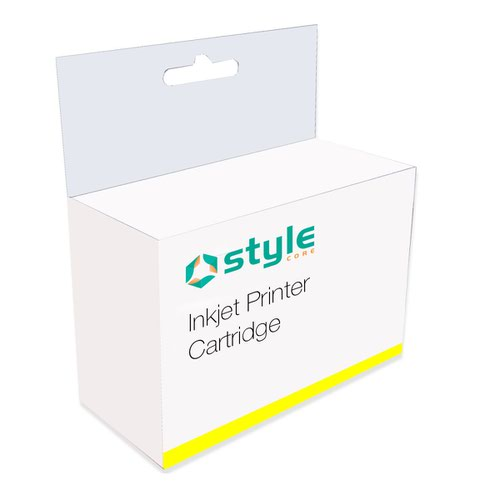 Value Brother Inkjet Cartridge Yellow LC1100Y