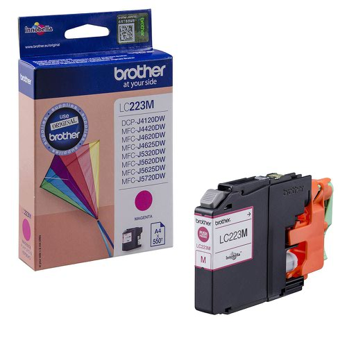 Brother Inkjet Cartridge Magenta LC223M