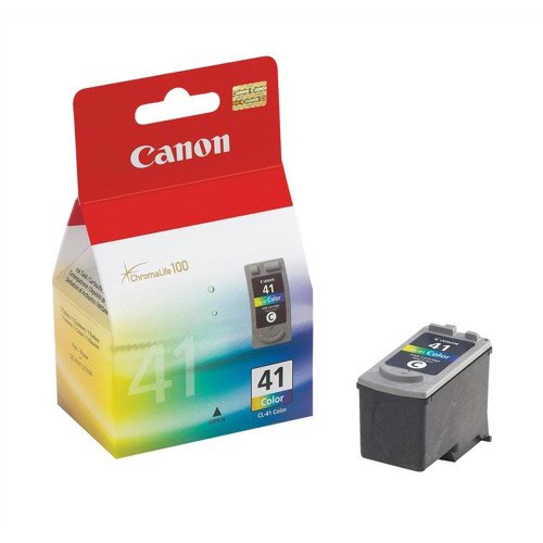 Canon No.41 Inkjet Cartridge Colour CL-41