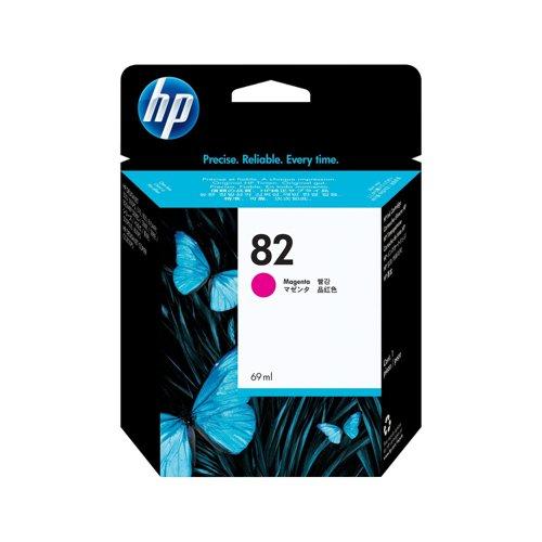 HP No.82 Inkjet Cartridge Magenta C4912A