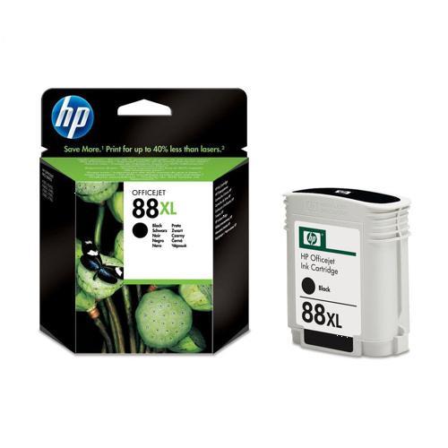 HP No.88XL Inkjet Cartridge High Capacity Black C9396AE