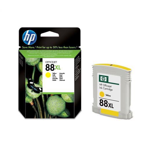 HP No.88XL Inkjet Cartridge High Capacity Yellow C9393AE
