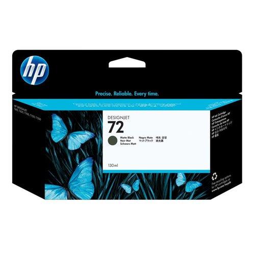 HP No.72 Inkjet Cartridge Matt Black C9403A