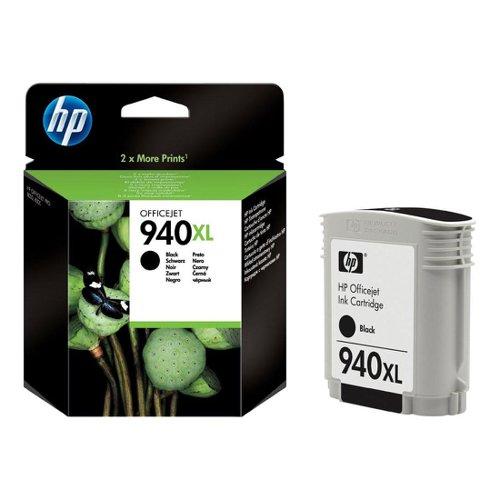 HP No.940XL Inkjet Cartridge High Capacity Black C4906AE