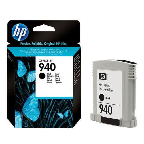 HP No.940 Inkjet Cartridge Black C4902AE