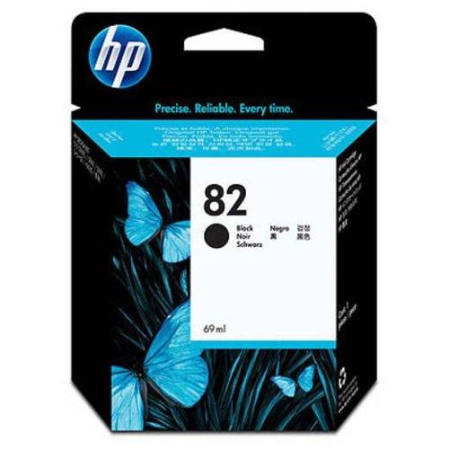 HP No.82 Inkjet Cartridge Black CH565A