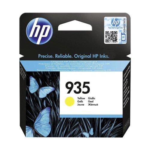 HP No.935 Inkjet Cartridge Yellow C2P22AE