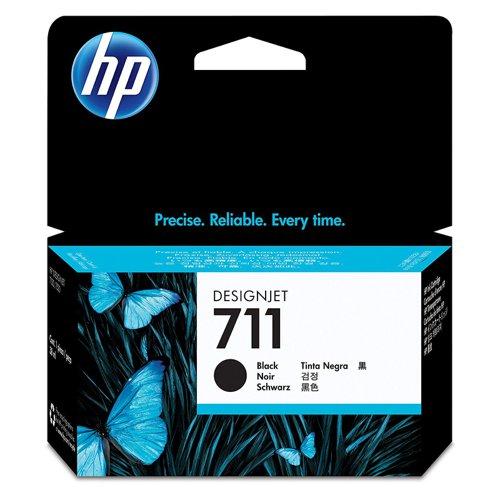HP No.711 Inkjet Cartridge Black CZ129A